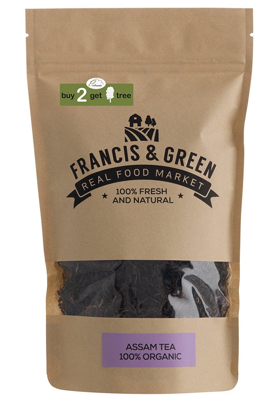 thé noir Francis green