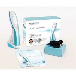 traitement laser calvitie hairmax prima 7