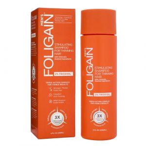 foligain shampoing trioxidil homme